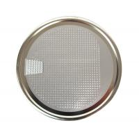 Wholesale 401  /  502  peel off end for milk powder can lid from china suppliers