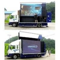 Wholesale Advertising LED Van Mounted on Truck from china suppliers