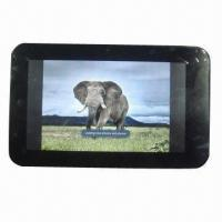 Buy cheap 7-inch Tablet PC, Capacitive Multi-touchscreen, 2G with Phone Call, Android V4.0 from wholesalers