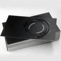 Wholesale Luxury Style Custom Printable Business Cards , Recycled Paper Business Cards from china suppliers