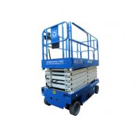 Wholesale XCMG GTJZ06 6m Special Purpose Vehicles Scissors Aerial Work Platform from china suppliers