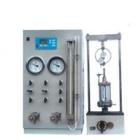 Wholesale 10 KN Strain controlled bench triaxial test apparatus from china suppliers