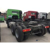 Buy cheap Capacity 25 - 40 Tons Cargo Truck Chassis SINOTRUK HOWO ZZ1257N4641W TR691 Tyre from Wholesalers