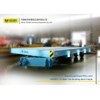 Wholesale Heat-Resistant Heavy Duty Plant Trailer , 8 Wheels Container Transfer Platform from china suppliers
