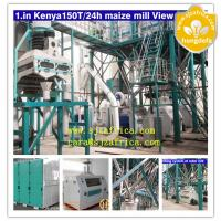 Wholesale cleaning system milling systems and automatic packing scale corn maize milling machine from china suppliers