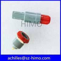 Wholesale double key 8 pin lemo self-latching plastic connector from china suppliers