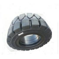 Wholesale TOYOTA / Linde Quick Solid Pneumatic Forklift Tires 23x10x12 23x10-12 For Warehouse Trucks from china suppliers