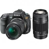 Wholesale Sony Alpha DSLRA300X 10.2MP Digital SLR Camera with Super Steady from china suppliers