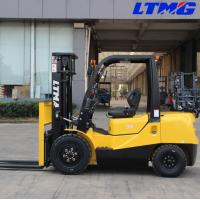 Wholesale 3 ton forklift truck CNG LNG LPG gas Forklift with EPA engine from china suppliers