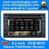 Wholesale Ouchuangbo Car Radio GPS Navi Android 4.0 for Nissan Pathfinder /Murano with 3G Wifi Audio Stereo S150 System OCB-001C from china suppliers