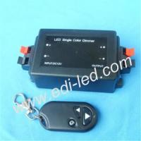China IR LED Dimmer Switch 12V/24V Wireless Remote Control on sale