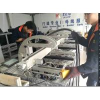 Wholesale Compact Busbar Assembly Line Busbar Fabrication Machine For Busbar Clamp And Clinching from china suppliers