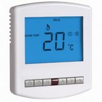 China AC8200 Programmable FCU Room Thermostat on sale