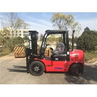 Quality 3000kg Capacity Diesel Forklift Truck Automatic Transmission 3m Lifting Height for sale