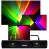 Wholesale Y-05RG four tunnels ceiling RG laser beam light effect show for Disco, KTV from china suppliers