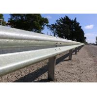 China High Intensity Metal Highway Barriers , Cattle Guard Rail Various Sizes / Colors on sale