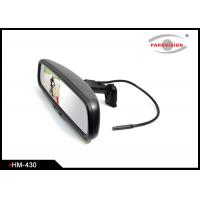 Wholesale 115 Degree Horizontal Angle Car Rearview Mirror Monitor With Dome Reading Lights from china suppliers