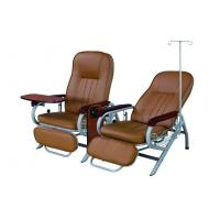 China Manual Hospital Furniture Chairs Transfusion Chair With Rotating Table on sale