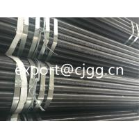 China STPG370 Low Temperature Carbon Steel Pipe JIS G3454 For Pressure Pipeline on sale