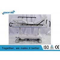 Wholesale Economic Hydraulic Patient Transfer Trolley  Double Column With Radio Translucent Platform from china suppliers