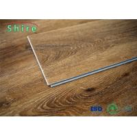 China High Peel Strength SPC Vinyl Flooring No Noxious Or Chemical For Kitchen on sale