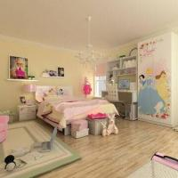 Wholesale E0 Grade Kids' Bedroom/Wooden Furniture, Home Product, Chair, Disney, Princess, E1 MDF from china suppliers