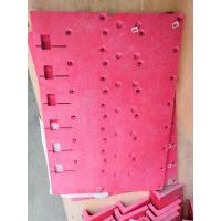 Wholesale Red Color GPO -3 Laminated Sheet CNC Machined Parts With UL Recognized from china suppliers