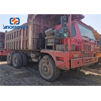 Wholesale HW21712 70 ton 371hp 420hp SINOTRUK Mining Dump Truck from china suppliers