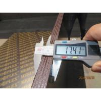 MERINOPLEX FILM FACED PLYWOOD, building construction plywood.form work.made in china.