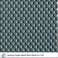 Wholesale Expanded Metal Round Mesh |1000x2000mm Panel from china suppliers