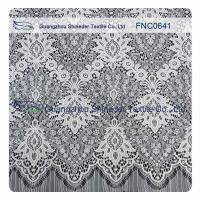 Wholesale White Nylon Polyester Lace Fabric from china suppliers
