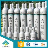 Wholesale Sulfur Hexafluoride For Sale SF6 Gas With SF6 Gas Cylinder from china suppliers