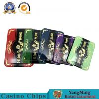 China Casino Clay Custom Poker Chips Texas Hold 'em Pokerstar Chip Dollar Coins on sale