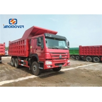 Wholesale 25ton ZZ3257N3647B Sinotruck Howo 10 Wheel Dump Truck from china suppliers
