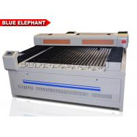 China Tabletop Leather Laser Engraving And Cutting Machine 0 - 60000mm / Min on sale
