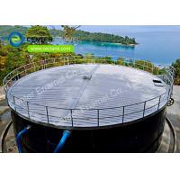 Wholesale Corrosion Resistance Stainless Steel Bolted Tanks / Wastewater Storage Tanks from china suppliers