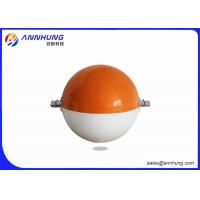 Wholesale Temperature Resistant Aircraft Warning Sphere For Tall Transmission Lines from china suppliers