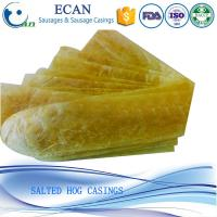 Wholesale Hunan Factory Competitive Price Hot Sell Dried Hog Casings Dried Natural Hog Casings from china suppliers