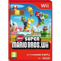 China New Super Mario Bros (Wii) on sale