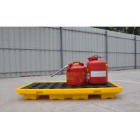 Wholesale Oil Tank Storage HDPE Drum Spill Containment Deck, Spill Deck for 220L Oil Drum from china suppliers