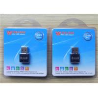 Wholesale 300Mbps Wifi USB Wireless Network Adapter 802.11N Realtek RTL8192EU Chipset from china suppliers