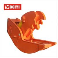 China Low Noise Hydraulic Power Pulverizer Machine/Cutting Stone And Brick on sale
