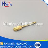 Wholesale Round Smooth Top Small Carbide Drill Bits For Acrylic NailsProtect Customers' Hands from china suppliers
