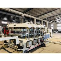 Wholesale Construction PVC Foam Board Extrusion Line 3 - 30mm Product Thickness 600kg/H Max Capacity from china suppliers