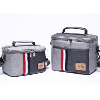 Wholesale Waterproof Lunch Cooler Bags Large Capacity 600D Polyester Material For Office Women from china suppliers