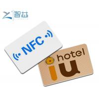 China 13.56Mhz NTAG 213 Printed NFC Card,Low Frequency RFID Card,LF RFID Card on sale