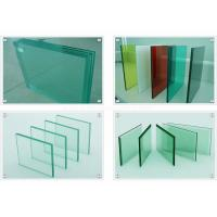 Buy cheap Float Laminated Safety Glass 6.38 Mm-42.3 Mm Thickness Air / Argon Insulating from wholesalers