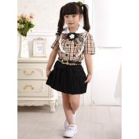 Wholesale free sample 2014 new fashion kids clothing toddler girls boutique clothing sets mix order wholesale from china suppliers