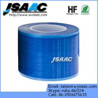 Buy cheap Non-adhesive edges blue barrier film from wholesalers