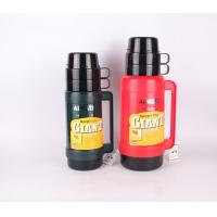 Wholesale Double cover 1.8 L thermos plastic vacuum flask thermos bottle from china suppliers